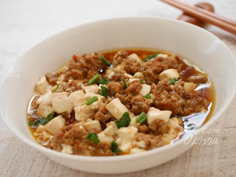 小廚娘♥麻婆豆腐#電鍋料理