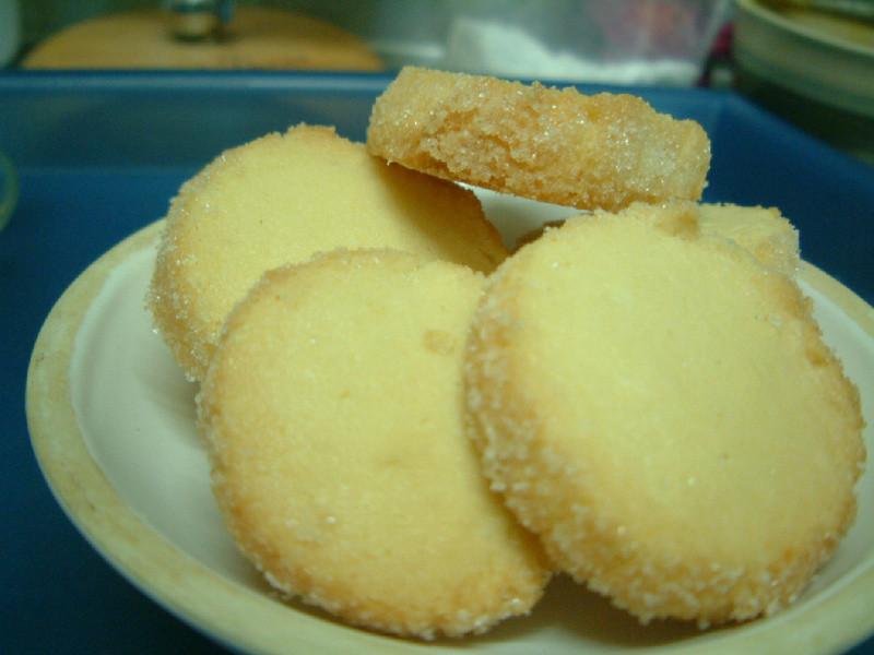 菲個人煮義~砂糖小甜餅