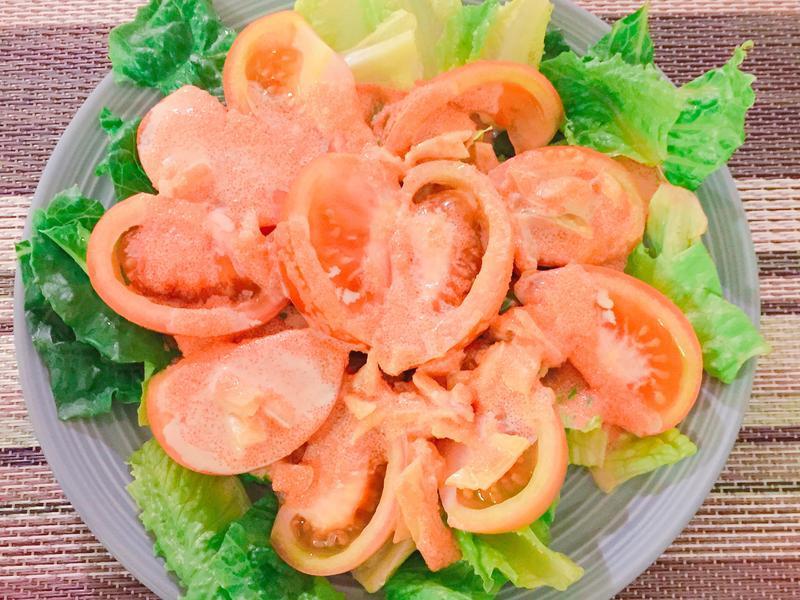 明太子沙拉醬