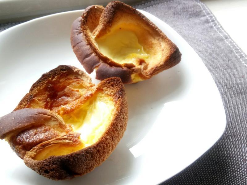 ❤早餐料理❤超簡單無油好吃蛋塔