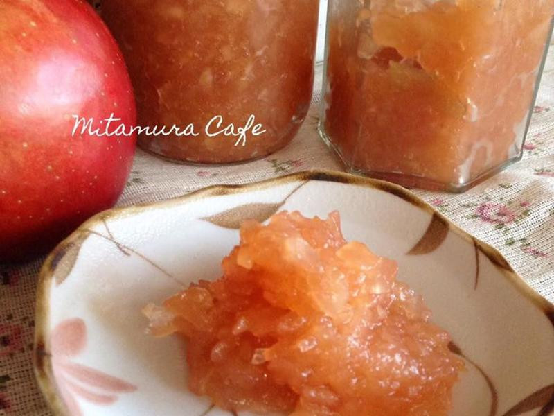 紅寶石蘋果果醬