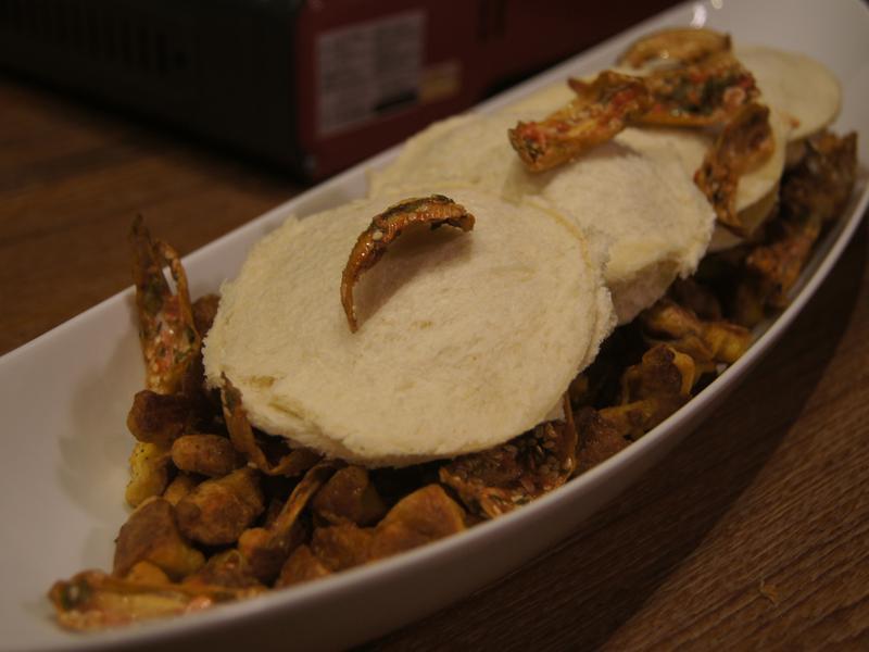 鮪魚香腸胡椒餅