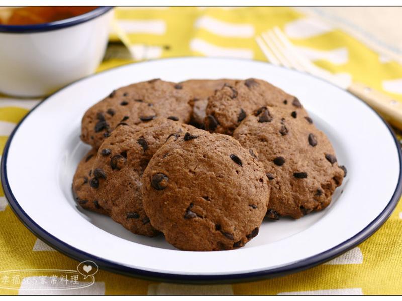 巧克力豆可可餅乾