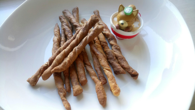 ❤低油料理❤BB也可食香濃起司糖蜜餅乾