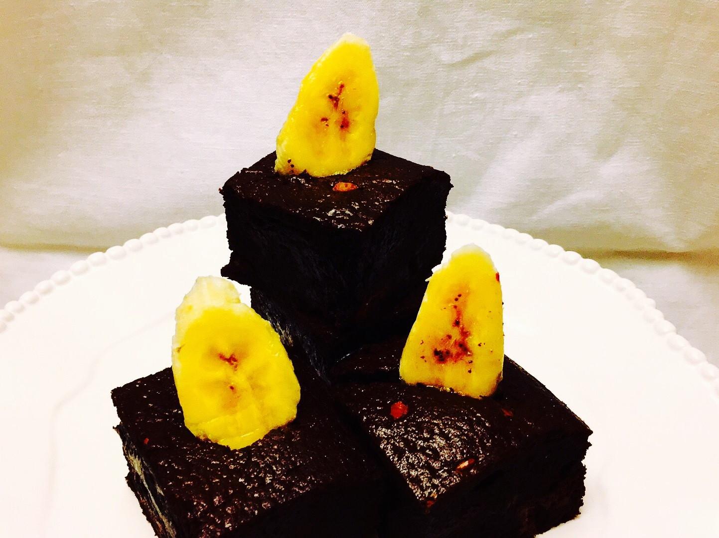 Brownies 香蕉巧克力布朗尼