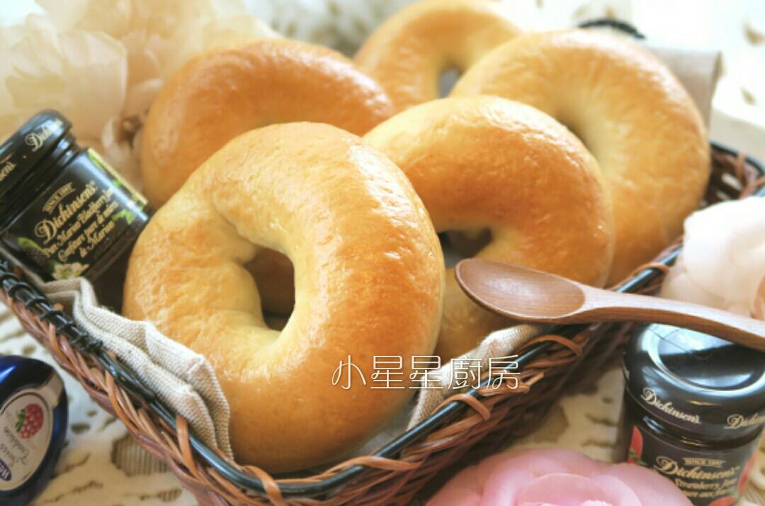 原味貝果(正常版&無油少糖版)