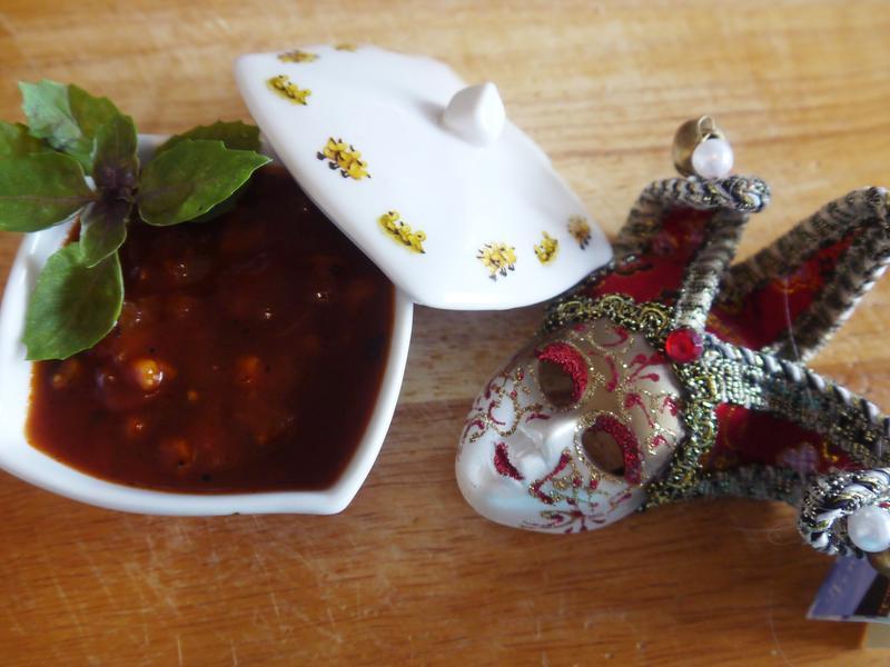 簡易自製義大利蕃茄醬