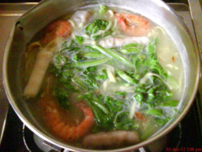 桂冠火鍋餃食譜