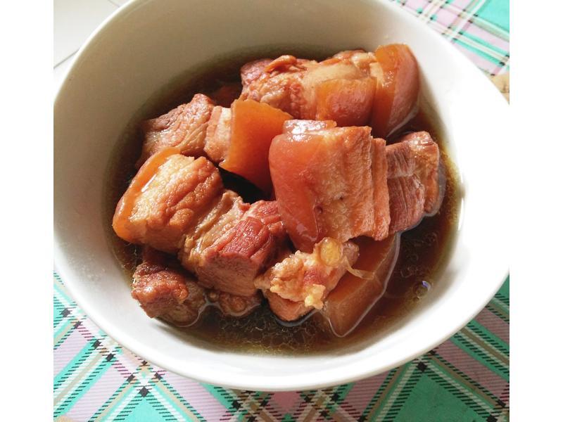電鍋版✿紅燒控肉