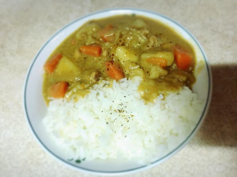 南洋椰香咖哩(泰式、午餐、西餐)