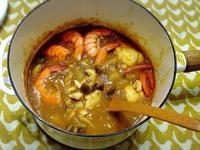 海鮮湯咖哩