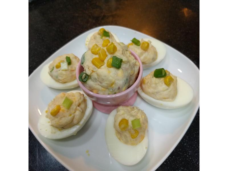 馬鈴薯白煮蛋沙拉