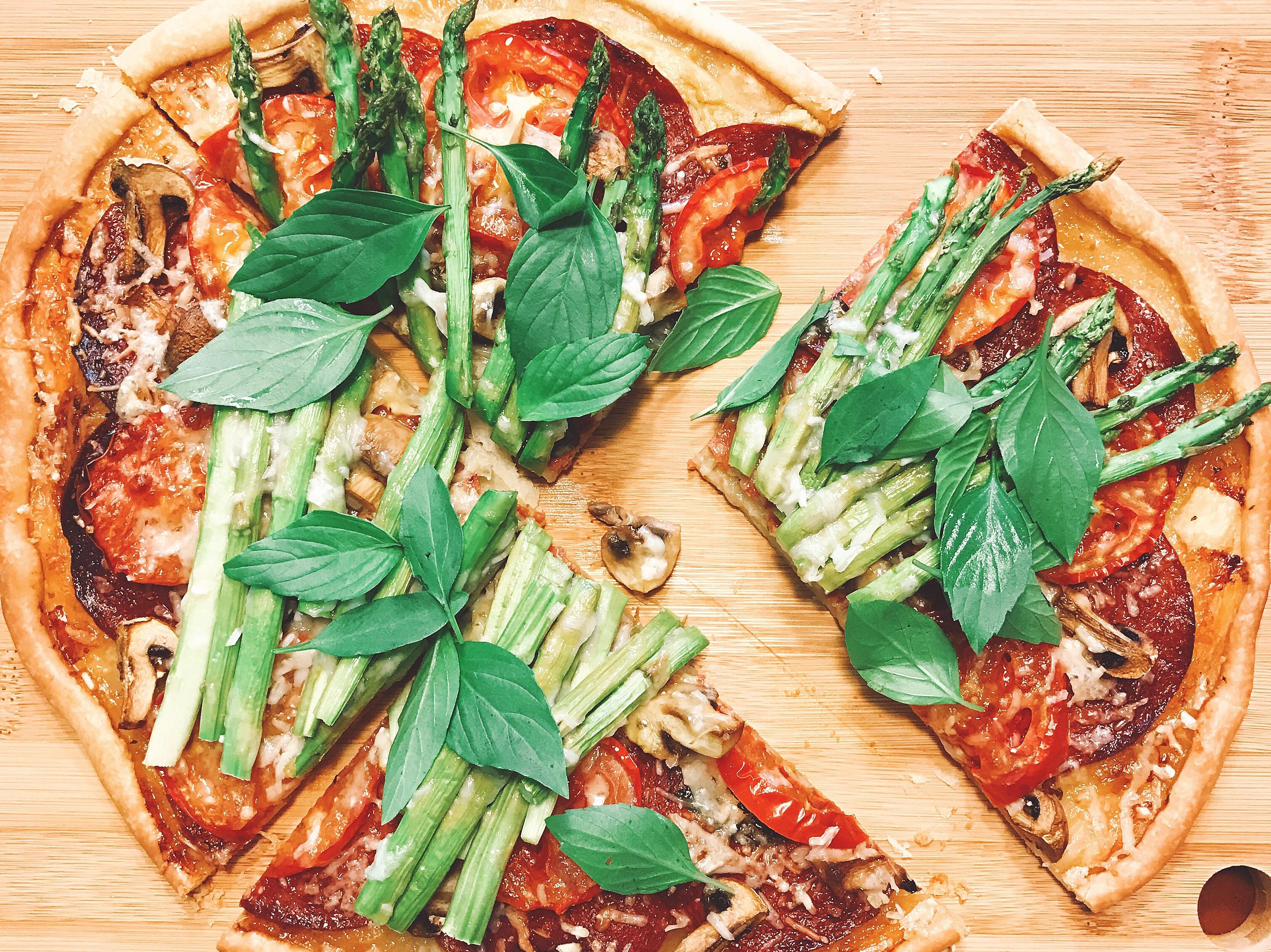 義式薄皮披薩 Pizza