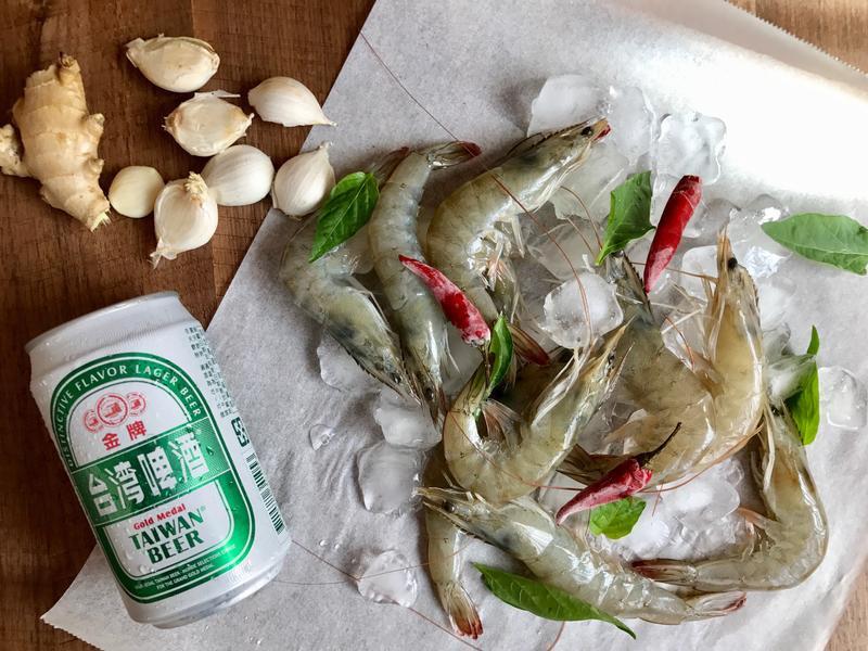 金牌啤酒蝦