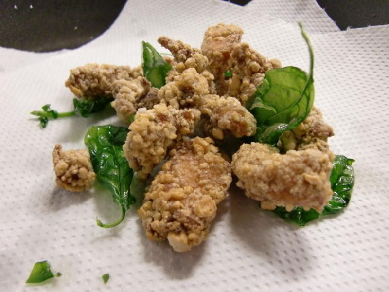 【留學生食譜】大不列顛的台灣味:鹽酥雞