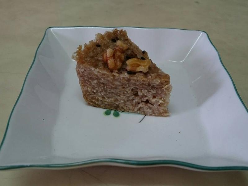 黑糖燕麥蓮藕糕-快速料理