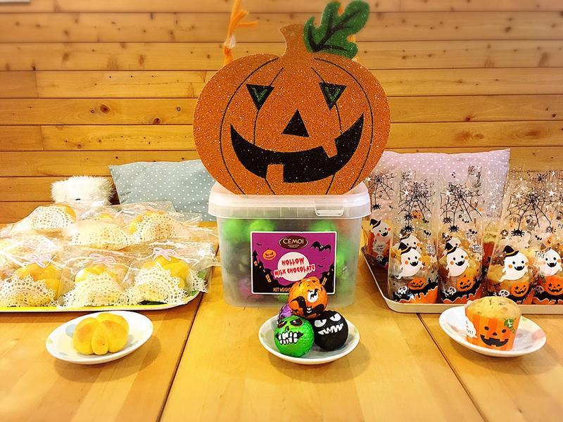 【小李子♥餐桌】秋天的南瓜麵包