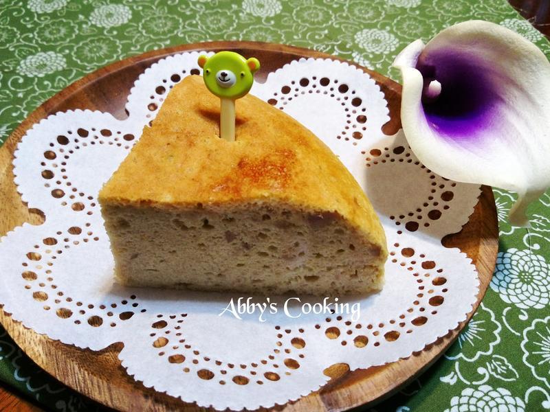 芋頭蛋糕(電子鍋)
