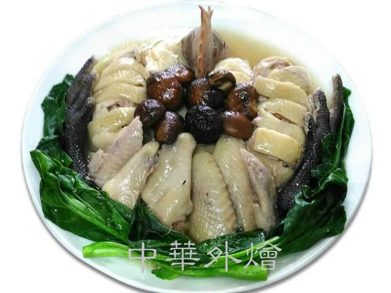 玉樹上湯雞【中餐乙級檢定】
