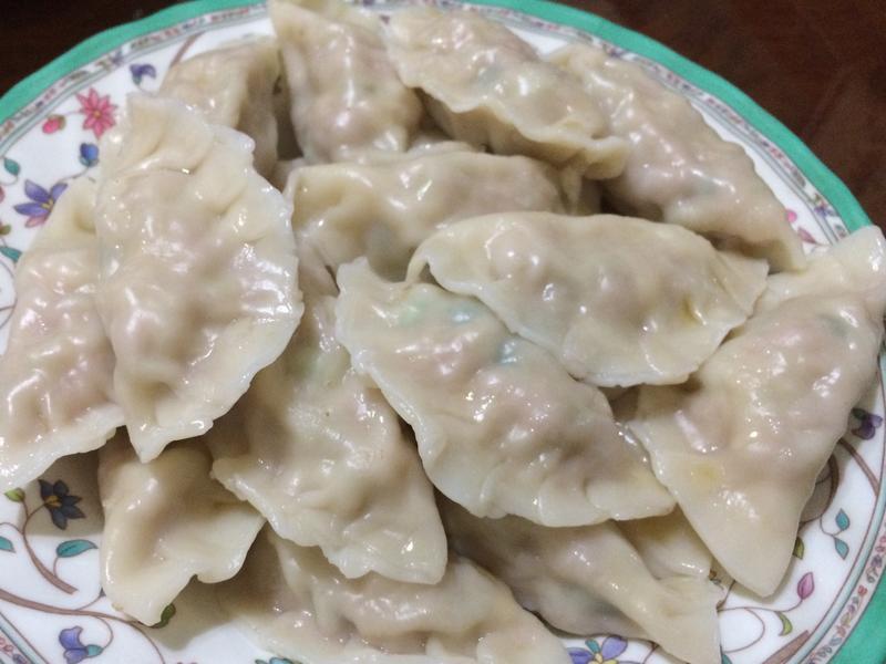 愛美食*手作水餃