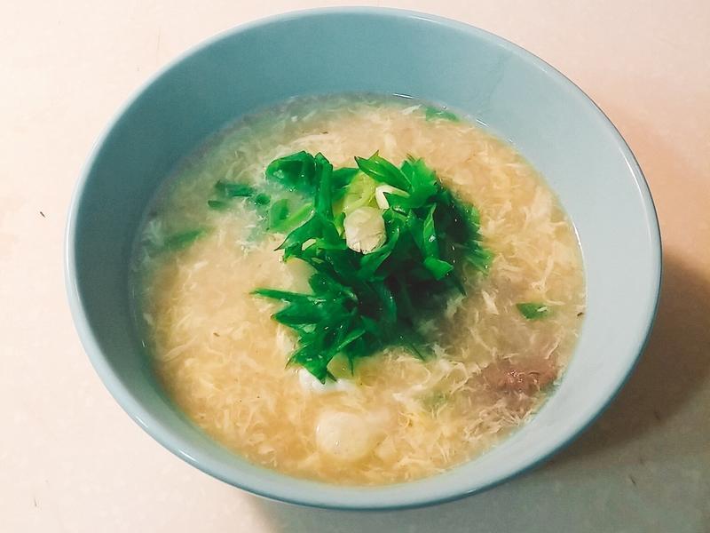 韓式料理-年糕湯(떡국)