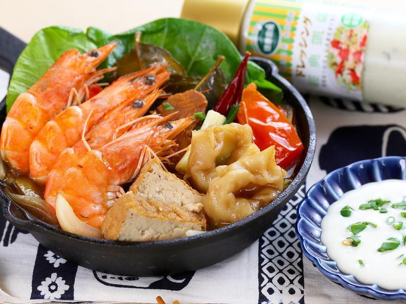 泰式海鮮鍋【健康廚房】