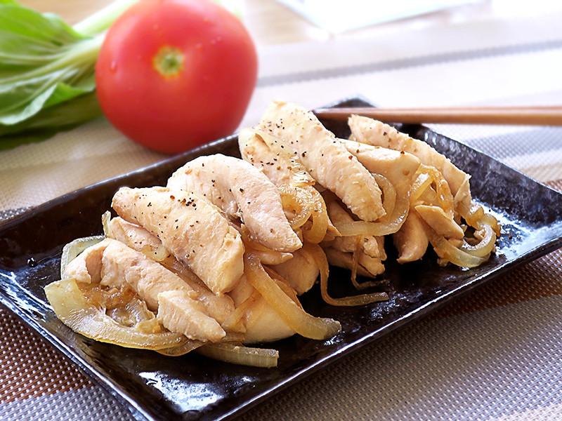 有心食譜:洋蔥炒虱目魚菲力