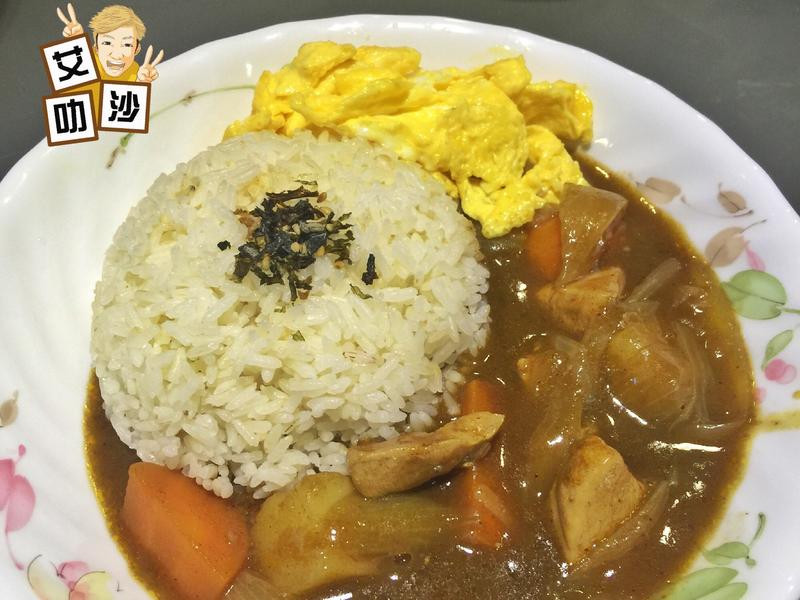 艾叻沙雞肉燴飯