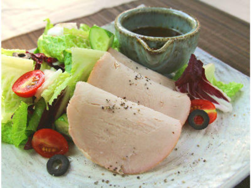 火腿生菜沙拉
