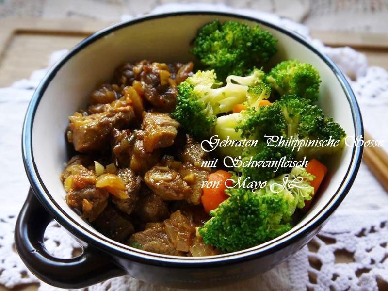 菲律賓 典藏菲律賓友人之菲律賓醬佐雞胸肉