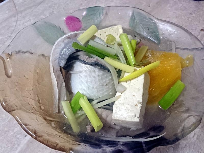 《客家美食》黃金鳳梨虱目魚湯