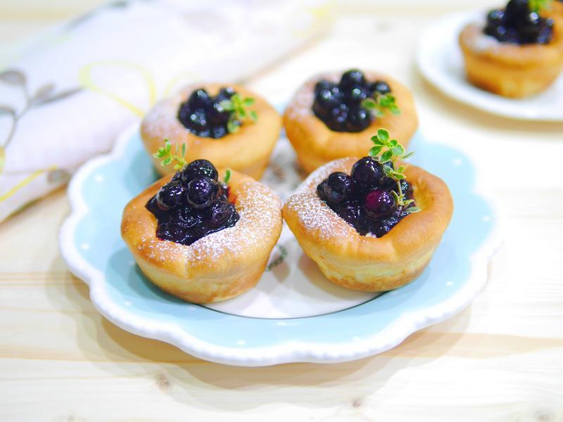 藍莓克林姆麵包