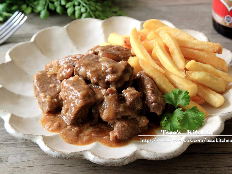 法德蘭斯燉牛肉