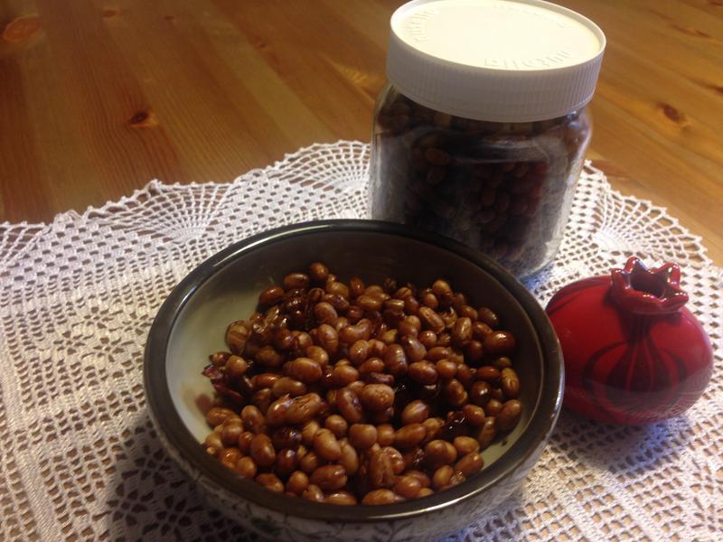 自製辣味筍豆