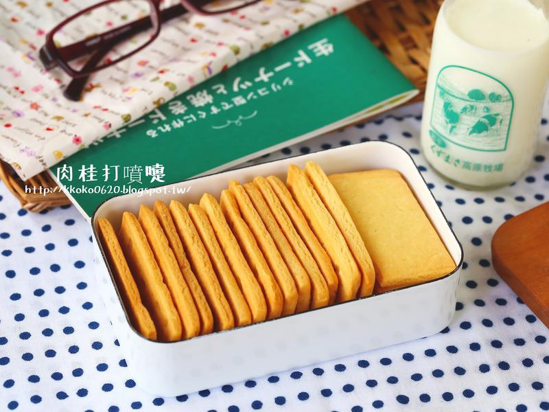 四種材料輕鬆做的超酥脆餅乾