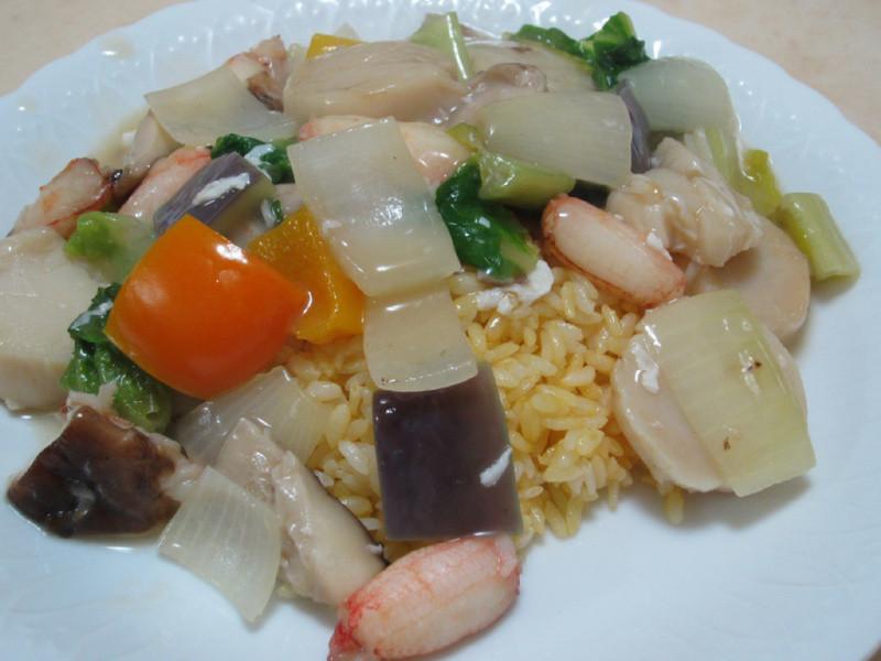 ♥我的手作料理♥ 福州炒飯