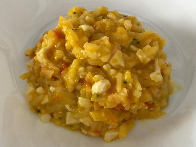 寶寶版-蟹肉南瓜湯飯