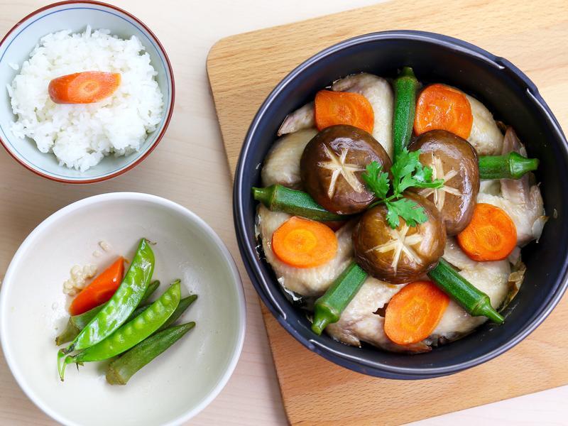 鮮蔬手羽疊煮鍋【大同高質內鍋】