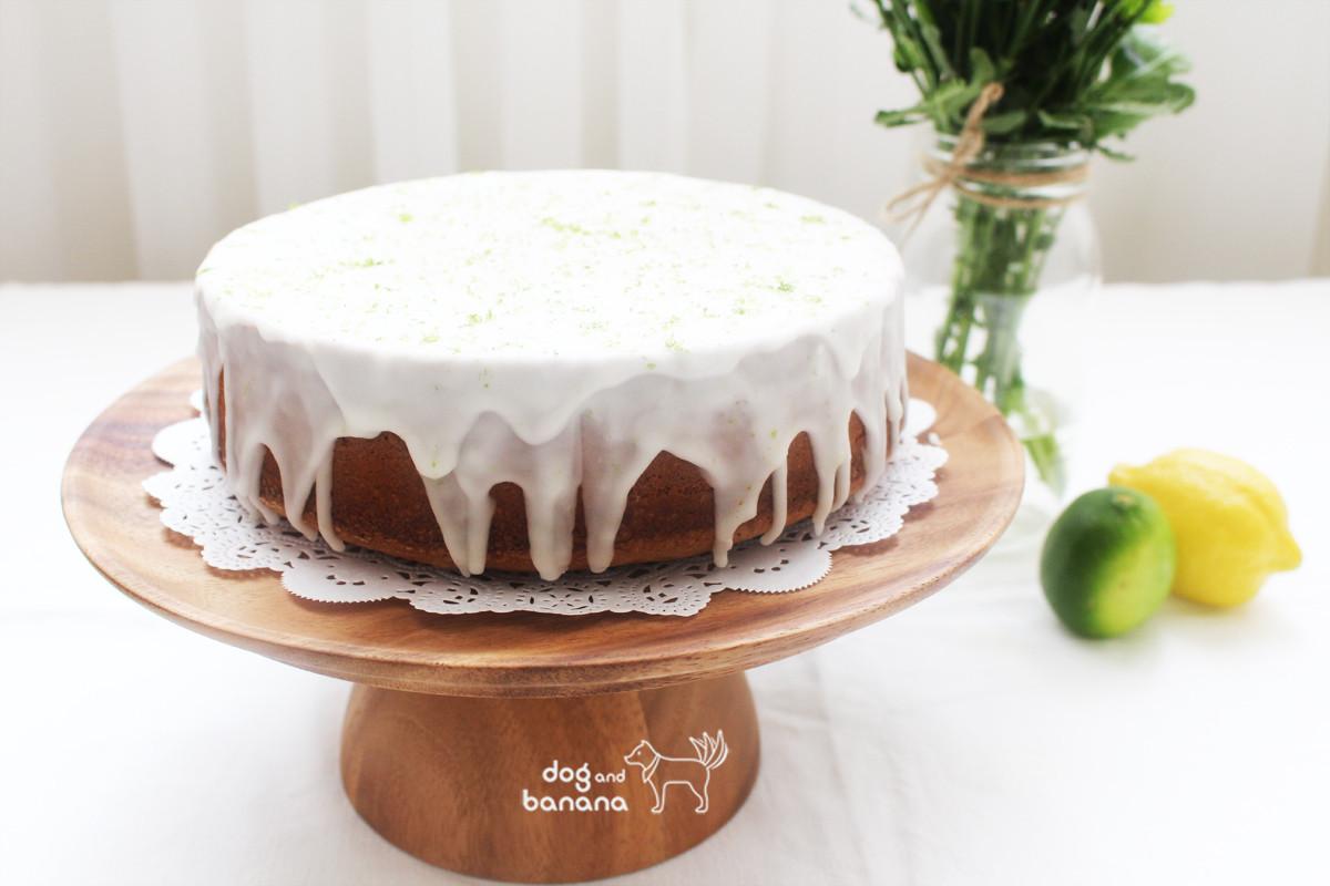 檸檬糖霜磅蛋糕