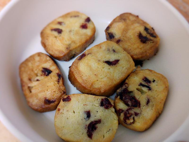 蔓越莓手工餅乾