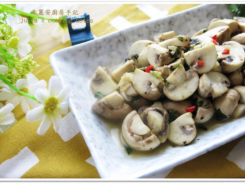 [塔香奶油蘑菇]零失敗料理