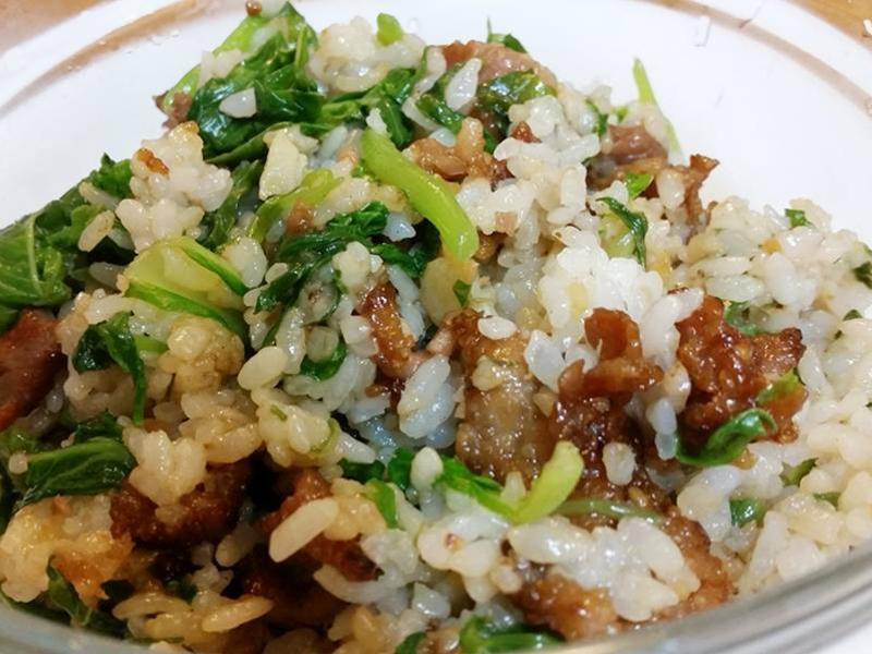 燒肉炒飯(Costco 韓式醃烤肉醬)