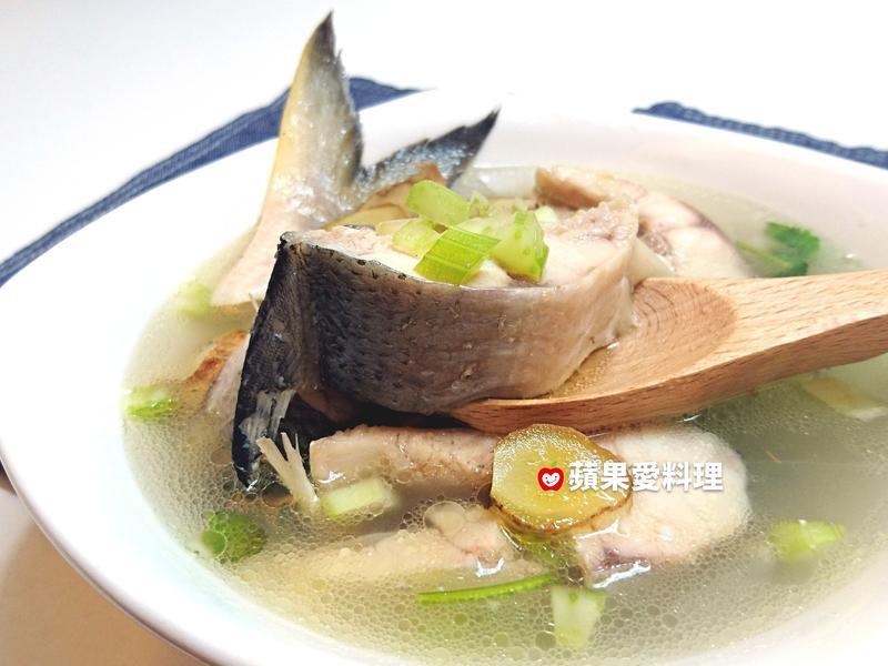 清燉鮮魚湯(10分鐘)