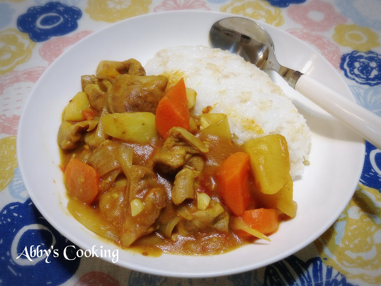 無水咖哩番茄雞肉鍋