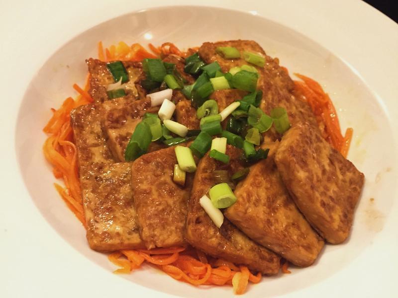 家常 | 煎豆腐 雞蛋豆腐