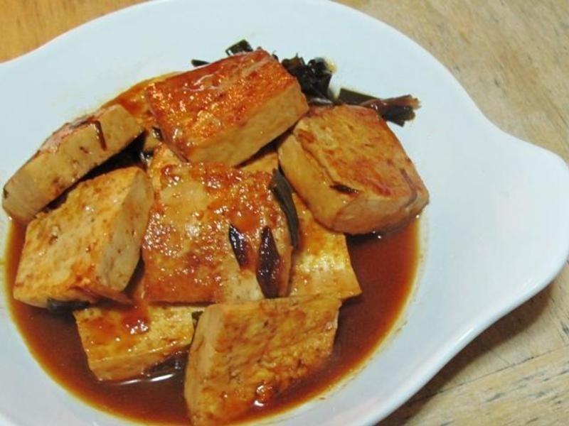 *Re*醬燒豆腐