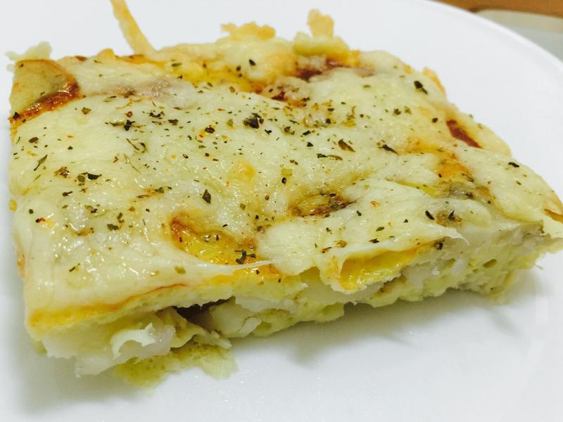 好香:西班牙馬鈴薯烘蛋
