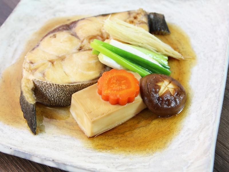 日式紅燒土魠
