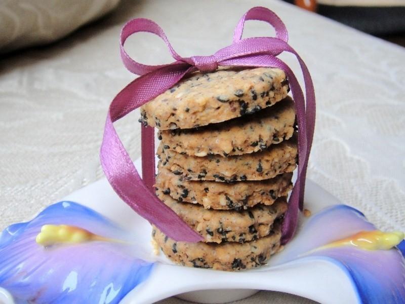[SDS] 芝麻脆乾 Sesame Cookies