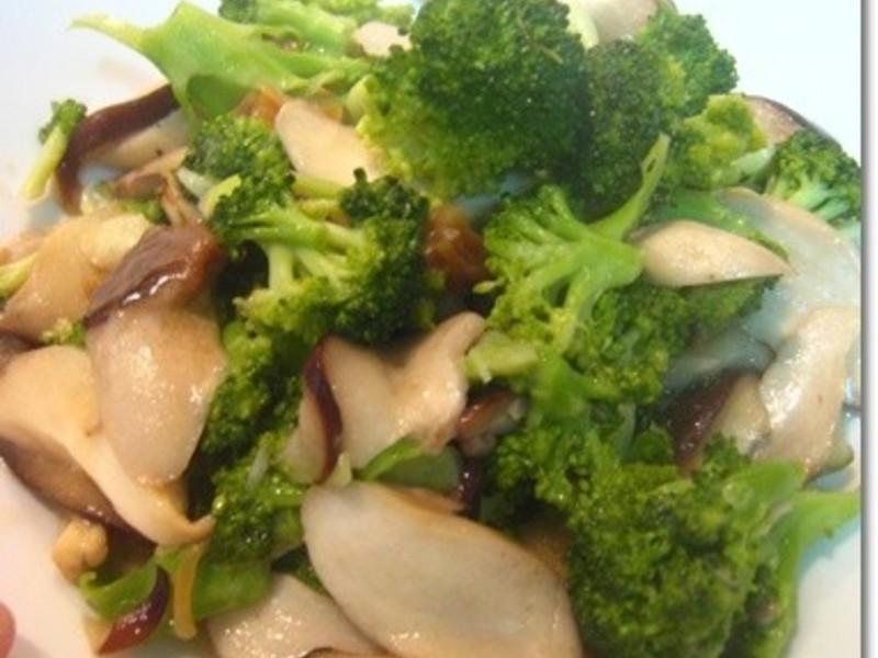 AM魔力~蔬菜料理-雙菇時蔬